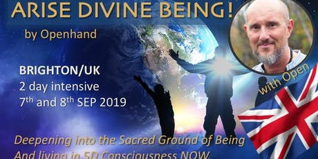 ARISE DIVINE BEING: shifting into 5D Consciousness now! tickets