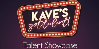 Kave's Got Talent