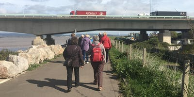 A Healthy Walk from the Railway