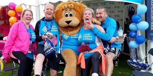 Free Charity Great Scottish Run Places