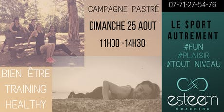 Training / Astuce bien-être / Pique-nique healthy plein air ! tickets