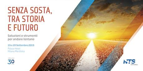 Partner Meeting NTS Informatica biglietti
