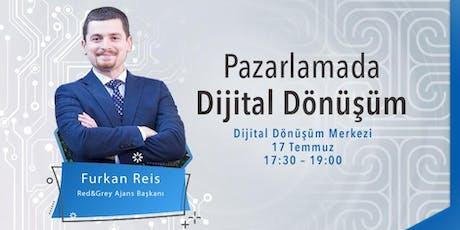 DDM Dijital Sohbetler: Pazarlamada Dijital Dönüşüm tickets
