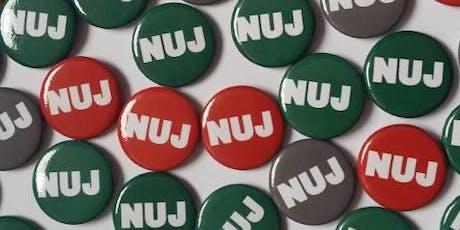July New Members Meeting - NUJ London Freelance Branch tickets