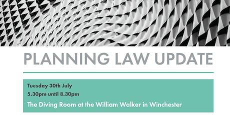 Women in Planning Solent Event - Planning Case Law Update tickets