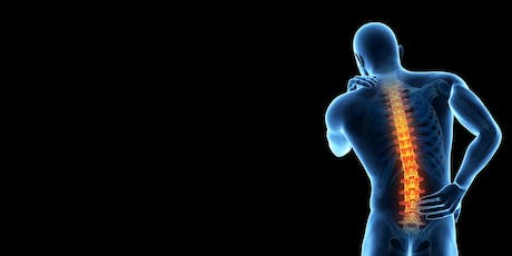 'Meet the Experts' - Chronic neck and back pain information evening   tickets