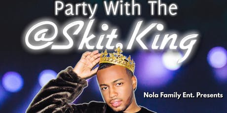 Party With The King tickets
