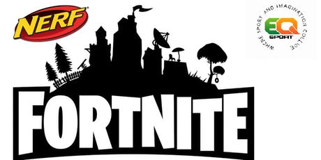 BUCKIE FORTNITE THEMED NERF WARS WEDNESDAY 7TH OF AUGUST tickets