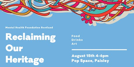 Reclaiming Our Heritage Project Launch tickets