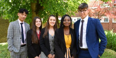 Open Evening - All Hallows Sixth Form College