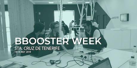 Bbooster Week - Investor's Day entradas