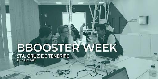 Bbooster Week - Investor's Day