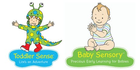 Sutton Central Library - Baby and Toddler Sensory Sessions tickets