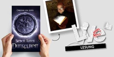 LESUNG: Christian von Aster