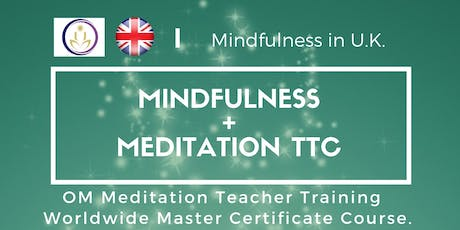 Mindfullness Meditation + TTC tickets
