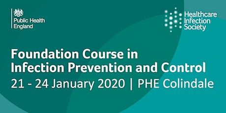 Foundation Course in Infection Prevention and Control tickets