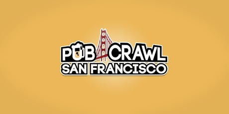"SF Merry ""X-mas"" Crawl tickets"