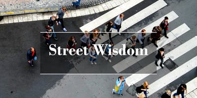 Street Wisdom : World Wide Wander - 20th Sept 2019
