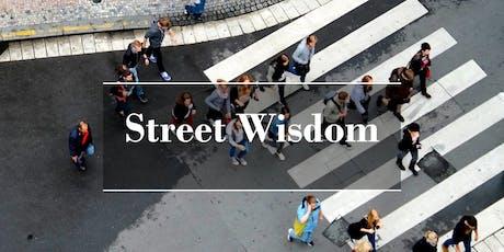 Street Wisdom : World Wide Wander - 20th Sept 2019 tickets