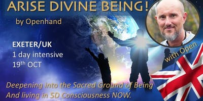 ARISE DIVINE BEING: shifting into 5D Consciousness now!