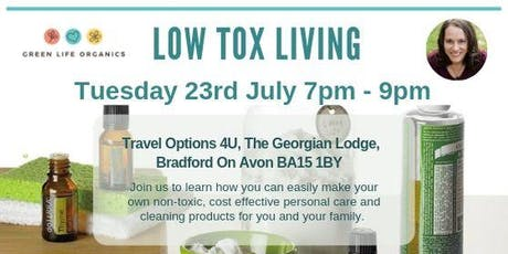 Low Tox Living tickets