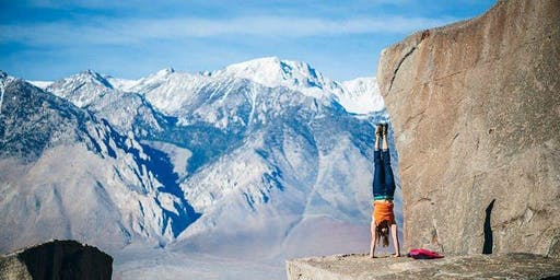 Free Yoga at Patagonia Manchester - Yoga for Climbers
