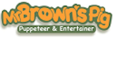 Mr Browns Pirate Pantomime Puppet Show tickets