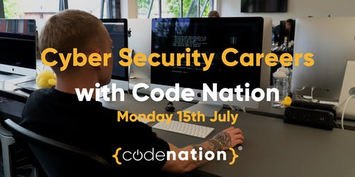 Cyber Security Careers with Code Nation