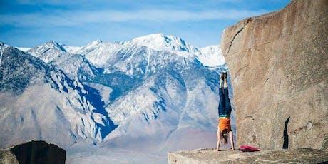 Free Yoga at Patagonia Manchester - Yin Yoga tickets