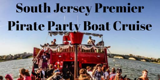 South Jersey Premier Pirate Party Boat Cruise