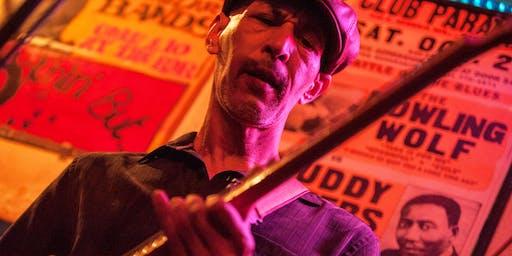 Blues & Americana with Chad Strentz & The Chad-illacs