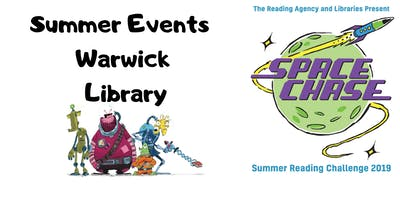 Summer Events at Warwick Library