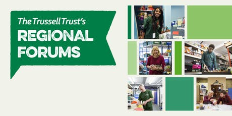 The Trussell Trust Regional Forum - Cardiff tickets