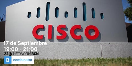 22@Afterwork: Cisco  entradas