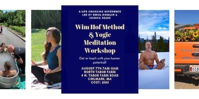 Wim Hof and Yogic Meditation Workshop