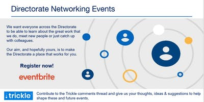 Digital Directorate Networking Events