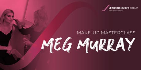 Hartlepool Beauty Academy - Make-up Master Class with Meg Murray tickets