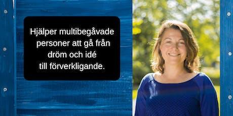 Träff och fika med grundaren av Succégruppen 2019 tickets