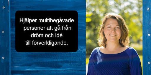 Träff och fika med grundaren av Succégruppen 2019