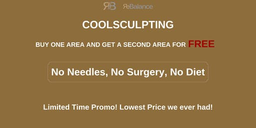 Introducing CoolSculpting Plus-Freeze your Fat Away