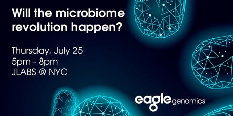Will the microbiome revolution happen? tickets