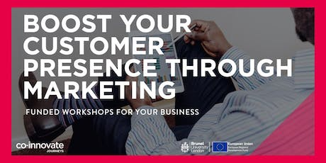 Boost Your Customer Presence Through Marketing tickets