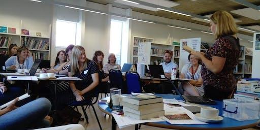 Chichester Academy Trust Teachers' Reading Group (#ChiTrustTRG) no. 2