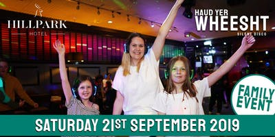 HYW Family Silent Disco at Hill Park Hotel (September 21st)