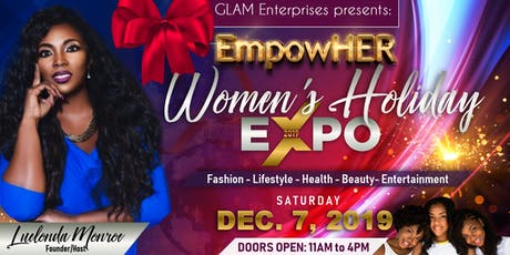 Empow(HER) Holiday Women's Expo 2019 tickets