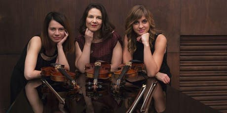 Anime Violin Trio featuring Duscica Mladenovic, Mina Dekic & Marina Popovic tickets