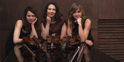 Anime Violin Trio featuring Duscica Mladenovic, Mina Dekic & Marina Popovic