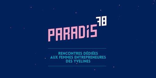 Paradis78 #6 : rencontre entre Femmes Entrepreneures des Yvelines