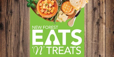 New Forest Eats 'n' Treats - Try, buy and learn about local food, drink and craft tickets