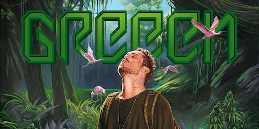 GReeeN -  Smaragd Tour